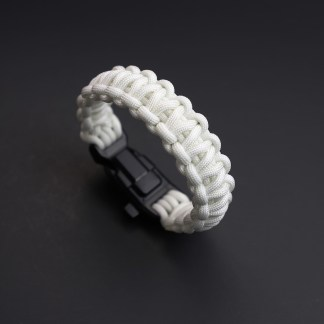 Mil Spec white Bracelet