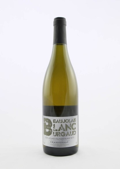 BURGAUD BEAUJOLAIS BLANC 750ML