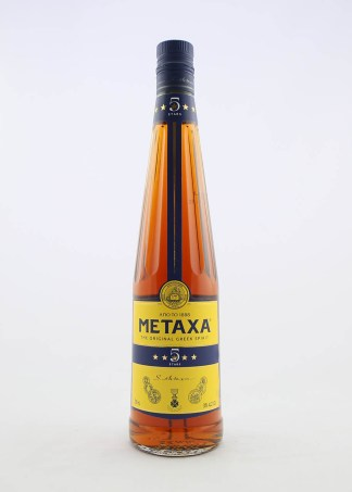 METAXA 5 STAR BRANDY 700ML