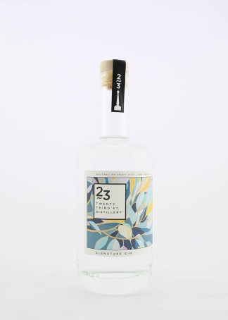 23RD ST SIGNATURE GIN 700ML