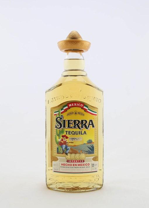 SIERRA TEQUILA GOLD 700ML