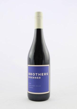 BROTHERS KOERNER SHIRAZ 750ML