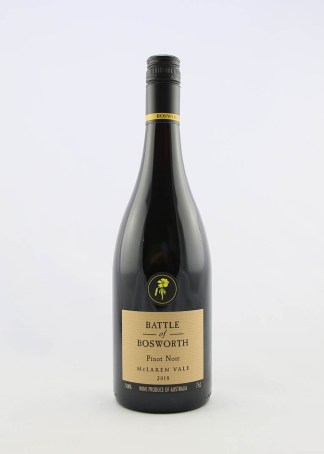 BATTLE OF BOSWORTH PINOT 750ML