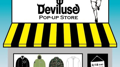 Deviluse POP-UP STORE