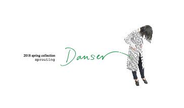 Danser 2018 Spring Colleciton 展示会