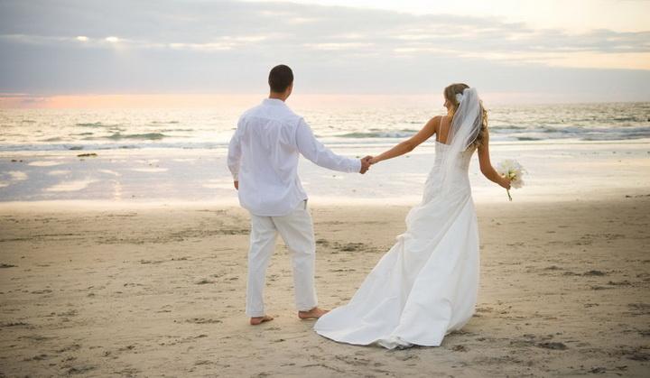Como organizar una boda elegir el destino de la luna de miel