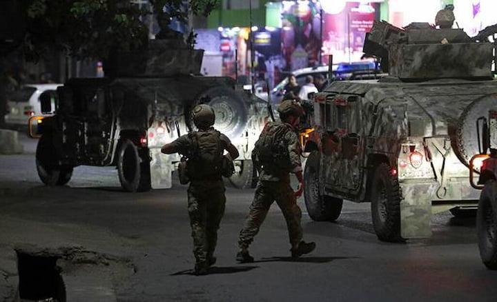 Ataque a la vivienda del ministro de defensa en Kabul deja al menos 8  muertos   Diario Paradigma