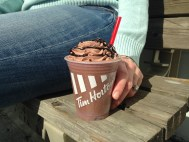TIM HORTONS Creamy Chocolate Chill