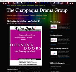 Chappaqua Drama Group