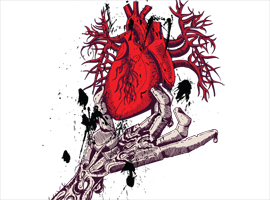 skeleton-hand-holding-anatomical-red-heart-free-tee-design-s