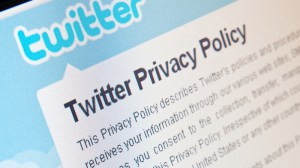 Twitter & Privacy