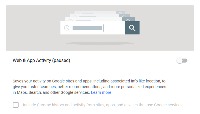 google-activity-web-app