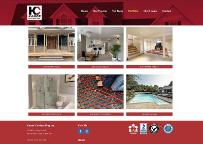 Kaner Contracting