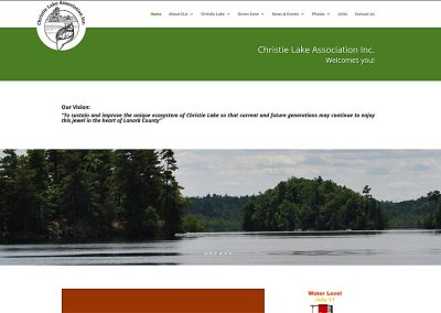 Christie Lake Association