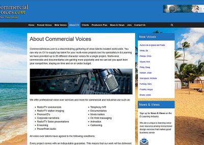 Commercial Voices