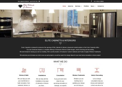 Elite Cabinets & Interiors