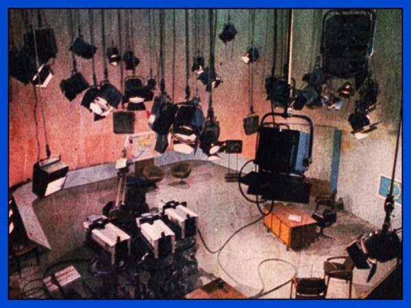 Ultra-modern studio complex tailored for the colour era