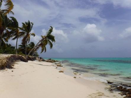 Gwen's old beach