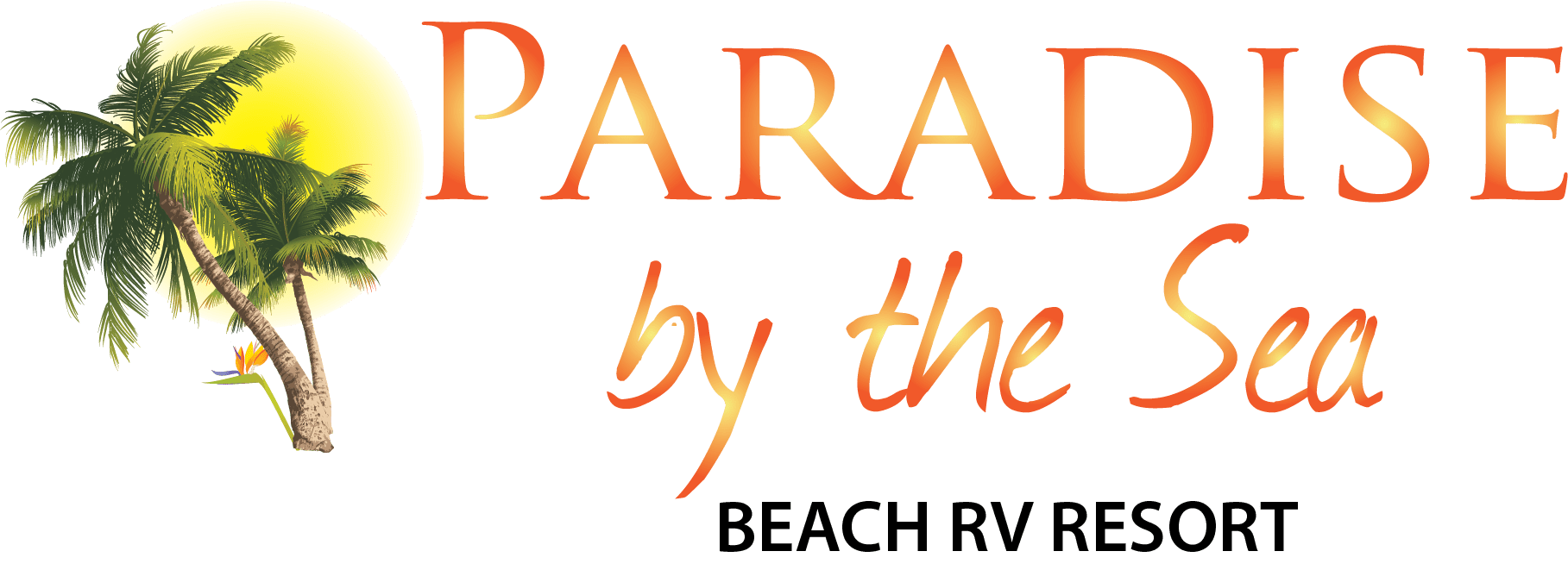 Paradise by the Sea logo