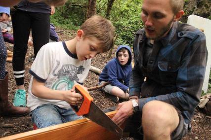 Paradise Cooperative Woodwork Skills