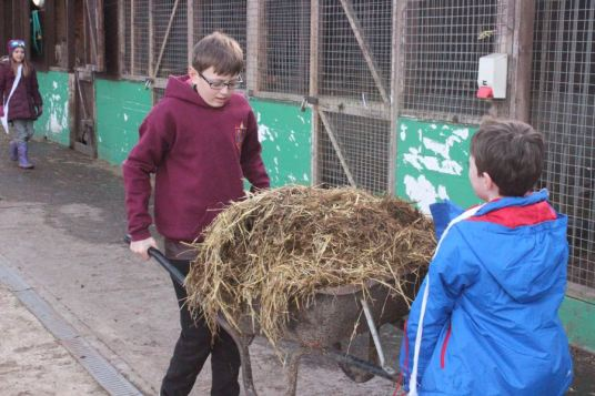 February Half-Term Wild Child Club 14