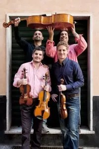 Valley Classical Concerts Present Quartetto di Cremona