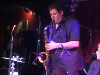 Northampton Jazz Workshop features saxophonist Rob Scheps
