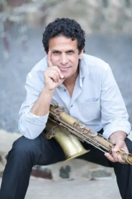 Northampton Jazz Workshop features: Boston Based Tenor Saxophonist Benny Sharoni