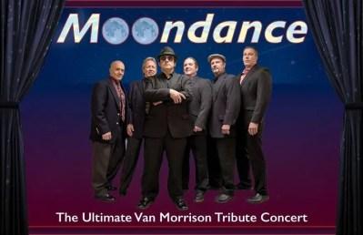 Moondance: Van Morrison Tribute at the Iron Horse