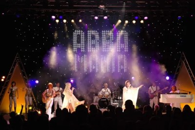 Abba Mania at the Calvin Theatre
