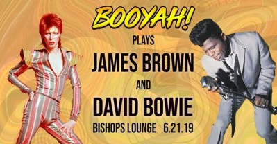 BooYah! Plays James Brown and David Bowie