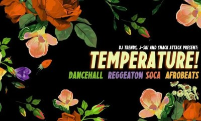 Dancehall, Soca, Reggaeton, Afrobeats & more at The Basement