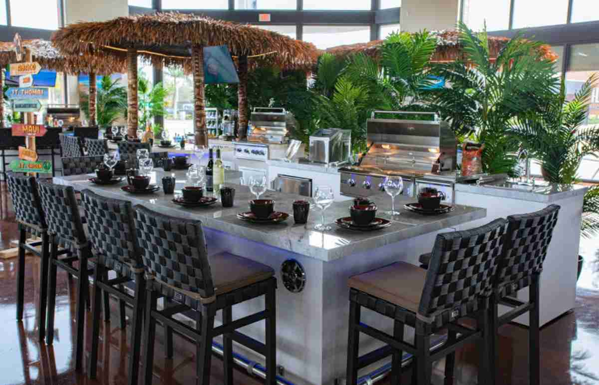 outdoor kitchens in fort lauderdale