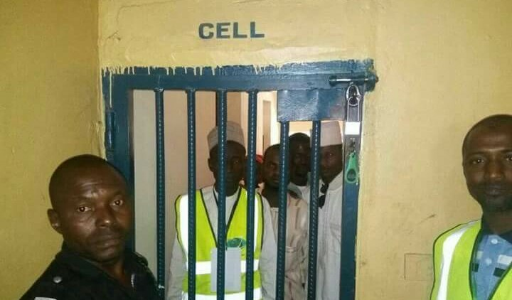 19 Suspected Kidnappers, Robbers Escape From Police Cell In Calabar    Paradise News