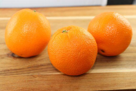 Washington Navel Orange fruits
