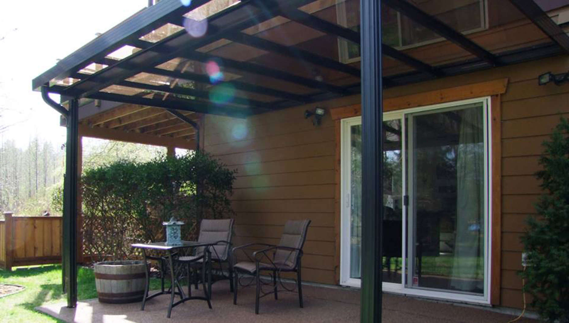 Vancouver Island Patio Cover Installers Products And