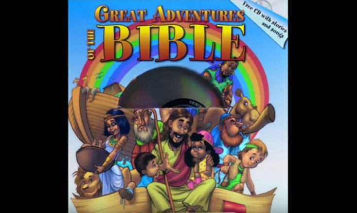 Bible Music for Children – Greatest Adventures Full Album Part 1 & 2