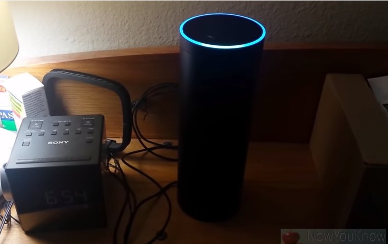 Alexa does not lie! It just doesn't answer that it IS connected to the NSA & CIA