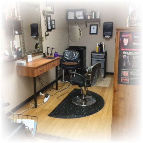 Laura Hoyes Style Space at Paradise Tans