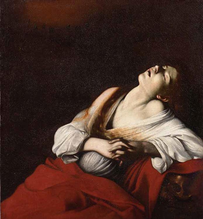 Caravaggio_mary magdalene