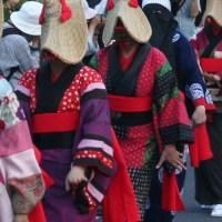 西馬音内盆踊りの衣装