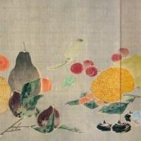 菜蟲譜  Sai Chu-fu (Vegetables and Insects)