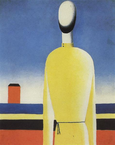 Malevich_Complicated Premonition