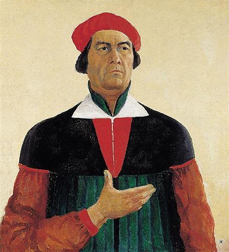 Malevich_self-portrait-1933.