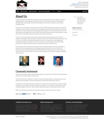 About Us - Malot Companies