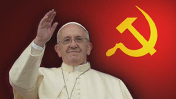 papież komunista - Franciszek I
