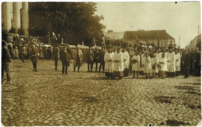 Pogrzeb Powstańców Sejneńskich