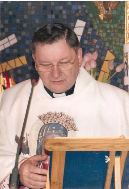 ks. dr Franciszek Jabłoński