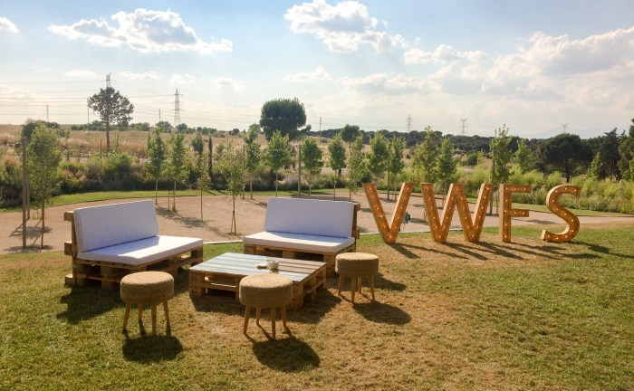 VOLKSWAGEN FINANCIAL SERVICES EVENTO - Zona chill out corporeo Madrid