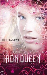 capa do livro A rainha de ferro